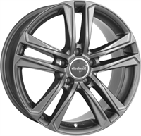 Wheelworld Wh19 DG DAYTONA GRAY 17""