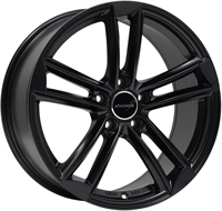 Wheelworld Wh27 Black Matt BLACK MATT 18""