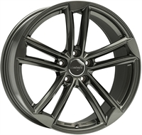 Wheelworld Wh27 Dark Gunmetal DARK GUNMETAL 18""