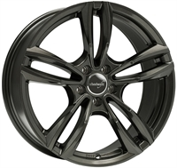 Wheelworld Wh29 Dark Gunmetal DARK GUNMETAL 19""