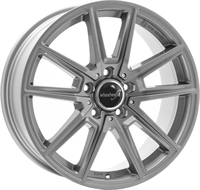Wheelworld Wh30 Daytona Grey DAYTONA GREY 17""