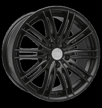 RH MO Edition Racing Schwarz lacki 17""