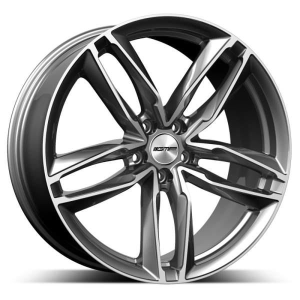 GMP Atom anthracite diamond 19""