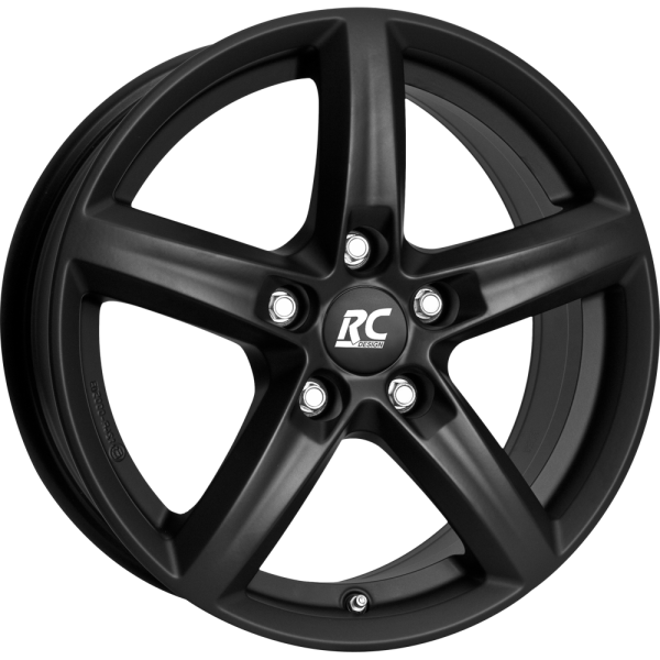 RC DESIGN RC24 Matt black 16""